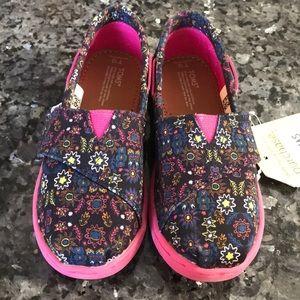TOMS Tiny Bimini shoes